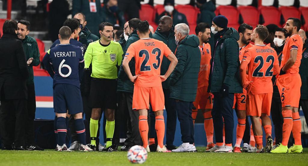 Accusations de racisme pendant PSG-Basaksehir : ce que dit le rapport de l'enquêteur de l'UEFA