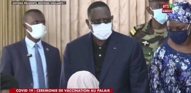 «Si on ne prend pas les vaccins,je vais les donner à d'autres pays africains» Macky Sall
