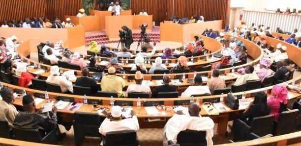 Assemblée Nationale : Validation de la liste des membres de la Commission ad hoc