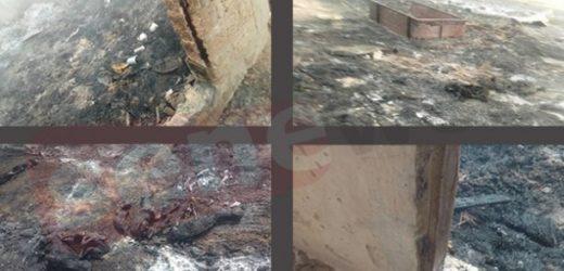 Linguère : Le village de Thiél sérère ravagé par un violent incendie