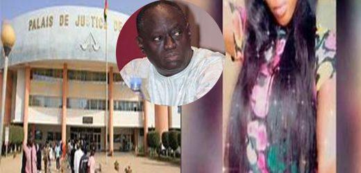 L'AUDITION DE ADJI SAAR :LAFA KHEW DOUNGEN KO KHAM MOUKOU DIT MAITRE EL HADJI DIOUF A LA PRESSE