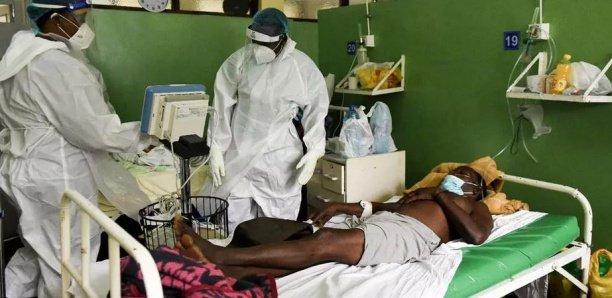 Hausse morts Covid-19 en Afrique