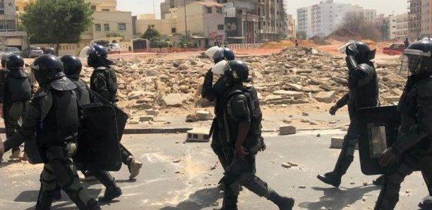 Affaire Sonko : 16 autres manifestants arrêtés, la traque se poursuit