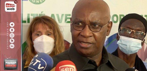 Désinfection de la conduite de KMS3 : Serigne Mbaye Thiam invite les populations à ne pas utiliser l'eau rejetée