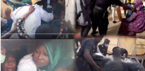 Tribunal: Les femmes de Pastef déférées au parquet
