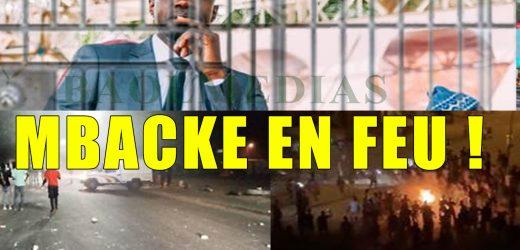 Urgent Mbacké en feu !!!!