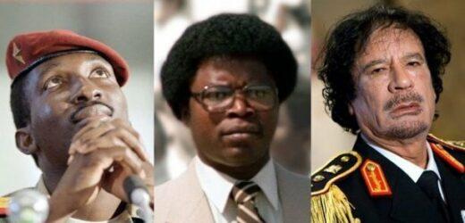 [Souvenirs] la longue liste des chefs d'Etat africains tués au pouvoir