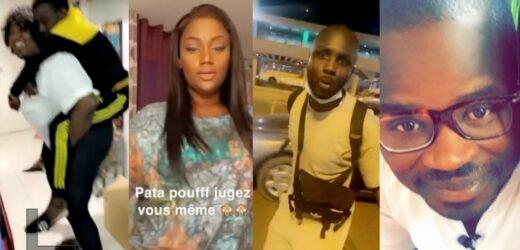 « Snapchat du week-end » : Bijou Ngoné, Pape Cheikh Diallo, Kya Aidara et Abba Show à mourir de rire…