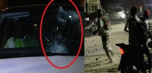 Vidéo : Grosse bagarre entre supporters de Boy Niang et de Tapha Tine