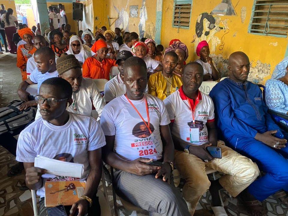 Inauguration du siège de PASTEF à Mbacké porte le nom d'un ancien militant