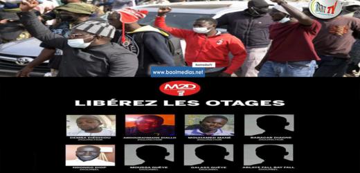 🔴LIVE:OUSMANE SONKO MARCHE DU MOUVEMENT M2D A LA PLCA DE LA NATION