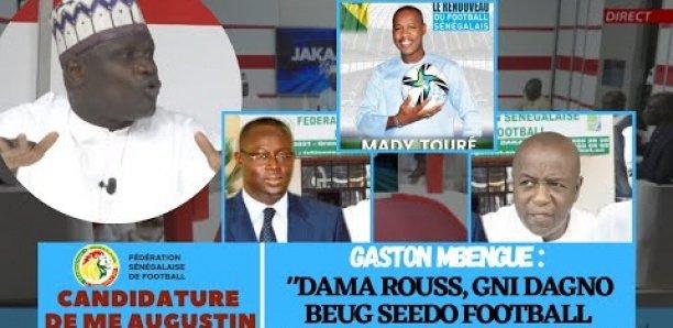 [Vidéo] Gaston Mbengue contredit Mbaye Diouf Dia : «Ya took sama keur ag Mady ak Saer wax…»