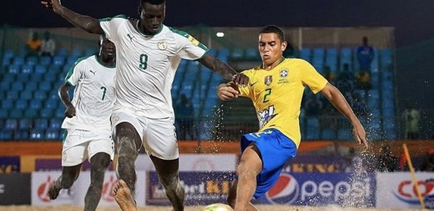 Mondial Beach Soccer : Le Sénégal bat le brésil et se qualifie en demi-finales