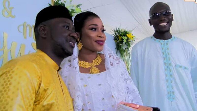 Admirez la beauté de notre diva Aïda Samb et sa déclaration d'amour à son mari