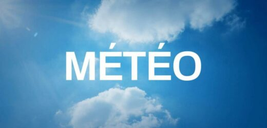 La météo de mardi à mercredi (ANACIM)