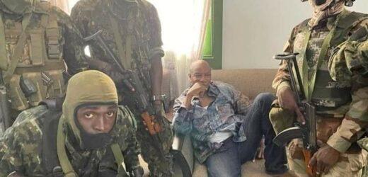 Crépitement des armes militaires à Conakry : que se passe-t-il en Guinée ?