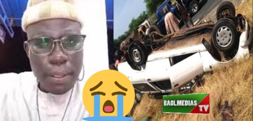 Touba: Le tik tokeur Mbaye Sapar Sapar et deux autres personnes périssent dans un accident